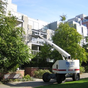 Building Envelope Maintenance